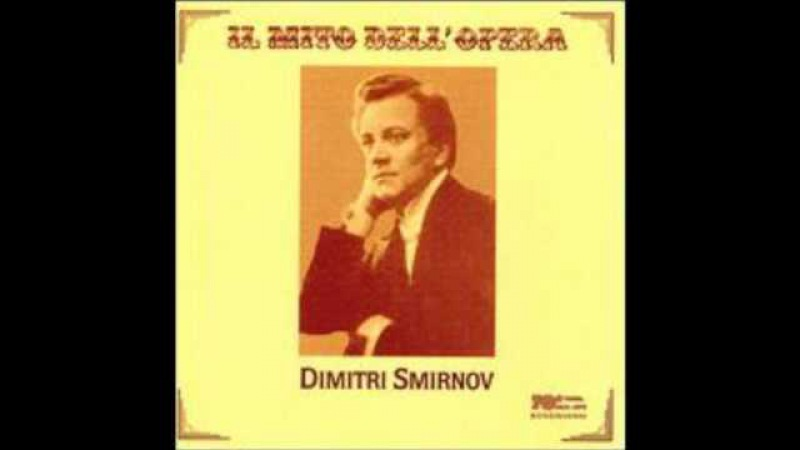 Dimitri Smirnov-La bohème Che gelida manina