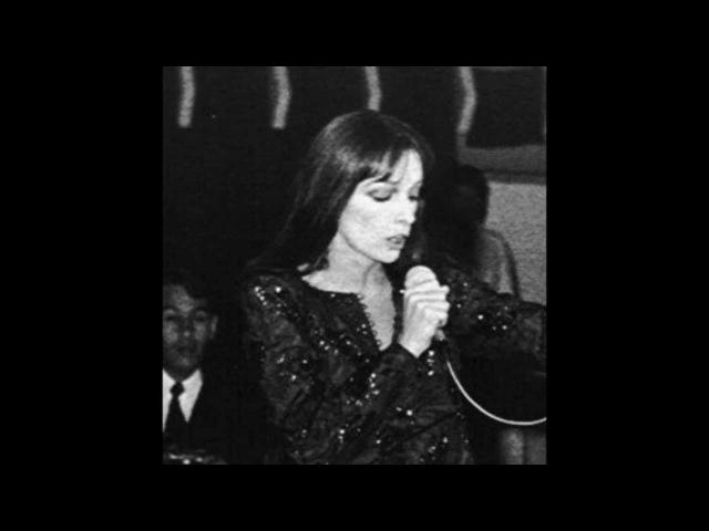 Marie Laforêt El Pastor live