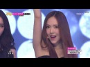 Girls' Generation - Mr. Mr. (Music Core) [2014.03.15]