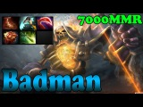 Dota 2 - Badman 7000 MMR Plays Clinkz Vol 1 - Ranked Match Gameplay!