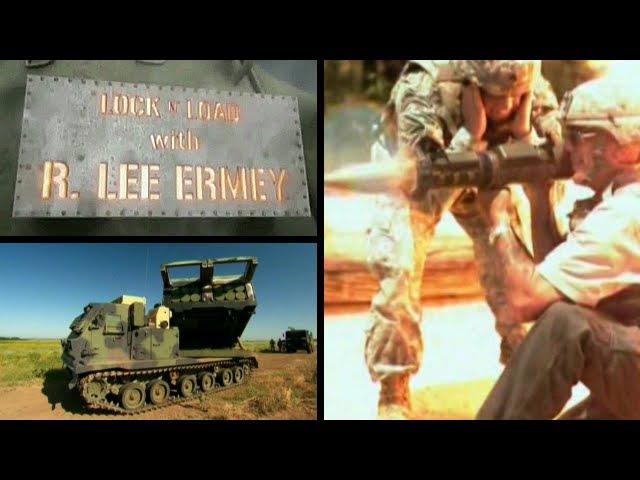 Ракеты (Реактивные снаряды) - Заряжай с Ли Эрми (History Channel)