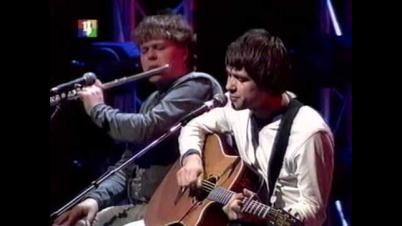 Сплин. А. Васильев и Я. Николенко. Кухня ТВЦ, 2004