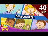 Good morning+More Kids Dialogues Learn English for Kids Collection of Easy Dialogue