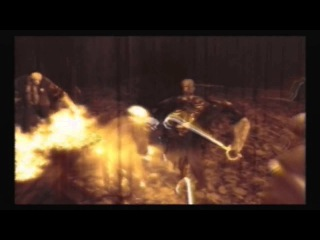 Guy Savage - Metal Gear Solid 3: Snake Eater (Snake's dream)
