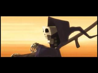 Женщина и смерть(Мультфильм номинирован на Оскар-2010 в категории Лучший анимационный короткометражный фильм)