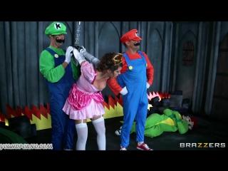 Марио и Луиджи спасают принцессу)