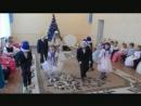Фрагмент с праздника Танец Потолок ледяной.