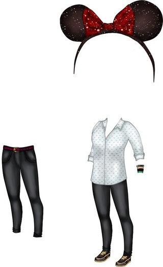 аватария картинки для фотошопа одежда