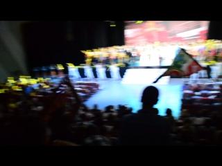 19.07.2015гКрасноярск Гранд Холл Сибирь песня финал на татарском концерте вместе.