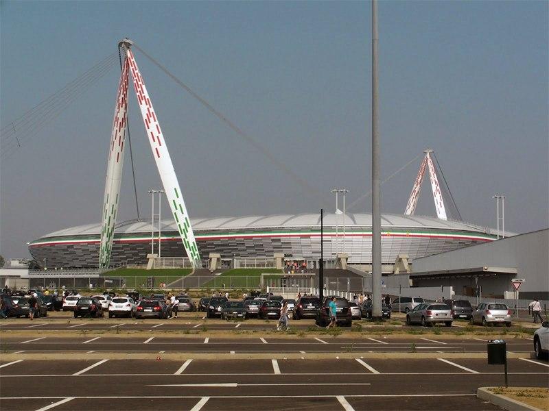 Стадион Ювентус (Juventus Stadium). Турин, Италия.