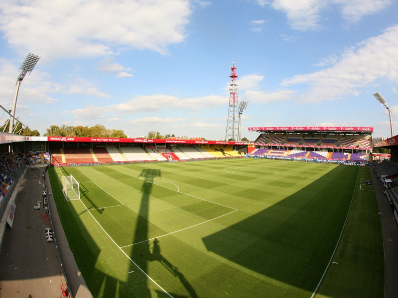 Стадион имени Франца Хорра (Franz-Horr-Stadion)