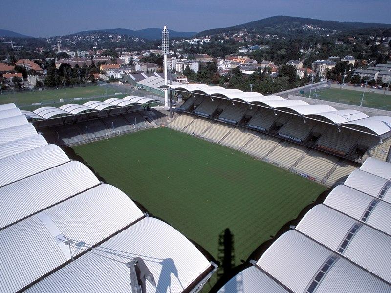 Стадион имени Герхарда Ханаппи (Gerhard Hanappi Stadion)