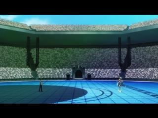 Rakudai Kishi no Cavalry 12 END серия русская озвучка Zunder / Доблесть рыцаря-неудачника 12 серия [vk] HD
