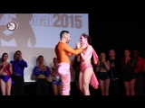 Motty y Gilat (World Bachata Stars - 2015)