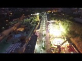 Phantom 3 Footage in Arcadia, Odessa(Красивый вид с квадрокоптера в Аркадии, Одесса)