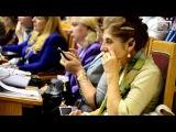 Евразийский женский форум в Санкт-Петербурге (1 часть), Школа КАДР, корреспондент Влада Алиева
