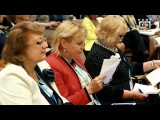 Евразийский женский форум в Санкт-Петербурге (2 часть), Школа КАДР, корреспондент Влада Алиева