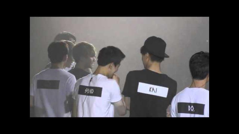 [HD FANCAM] 150718 EXO 엑소 Talk @ The EXO'luXion in Beijing