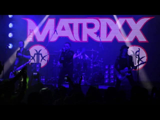 The MATRIXX - Ковёр-вертолёт (SYNTHETIC SNOW FEST XII, Москва, клуб «ТЕАТРЪ», 12 декабря 2014)