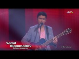 The Voice of Azerbaijan: Shamil Mamedov - Tufanla Oynama | Blind Auditions