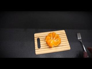 Яблоко Апельсин