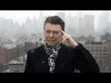 Прощание с Дэвидом Боуи траур в Нью-Йорке