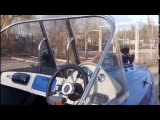 Тюнинг Казанка 5 М3 с мотором YMAHA 70 4-такта