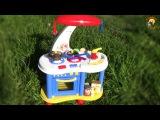 Музыкальная кухня. Детский игровой набор / Сhildren's kitchen play set, cooking