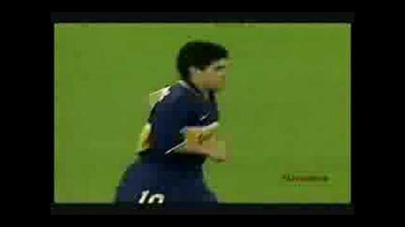 Maradona Vs Chilavert