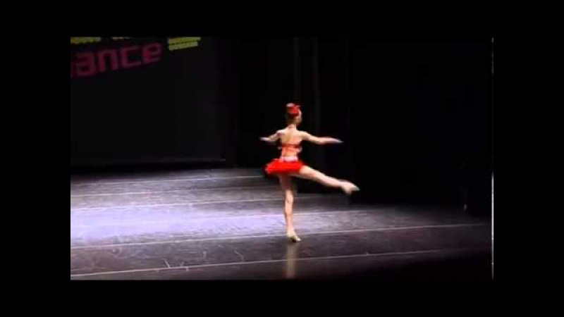 Dance Moms Sophia Lucia's Solo Superstar