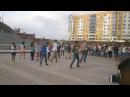 PSY - Gentleman Flashmob (Атырау) 21.06.2013 HD