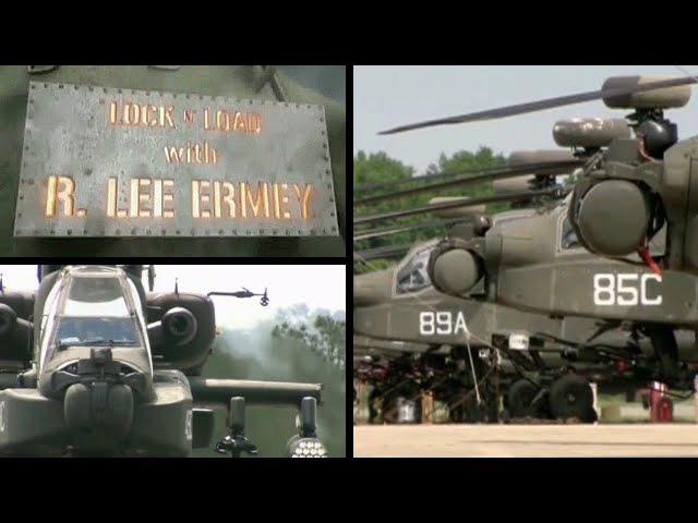 Вертолеты - Заряжай с Ли Эрми (History Channel)