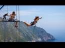 200 Metre Rope Jump In Paradise