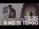 Tony Dize Si No Te Tengo ft Farruko Official Audio