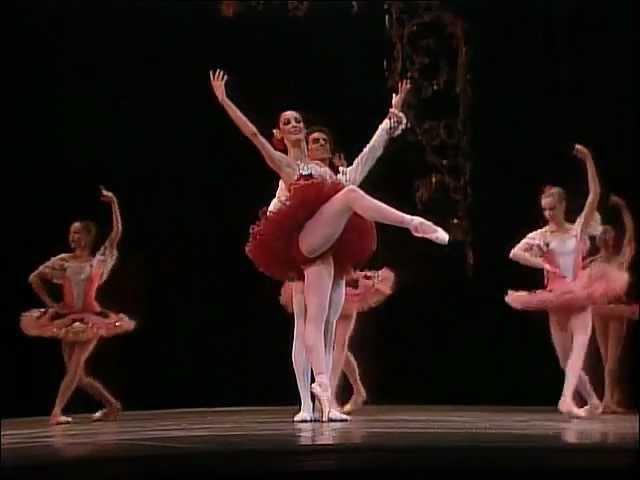 Paquita (Grand Pas) - Cynthia Gregory - Fernando Bujones (1984).avi