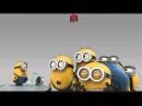 Minions Cow Cup The Stars are Brighter Evil Minion Animation Test Banana song