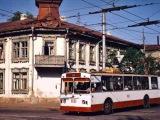 Моя Уфа. Транспорт Уфы. Фотограф Ааре Оландер. 1991-1994 годы