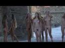 Нудисты на Генуэзской крепости (Судак, Республика Крым)