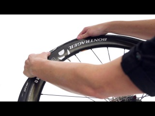 How to change and fix a flat bike tire - Trek Bicycle