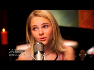 Anna Sophia Robb - Keep Your Mind Wide Open