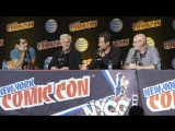 THE X-FILES - New York Comic Con- Falling Right Back Into Place - FOX BROADCASTING