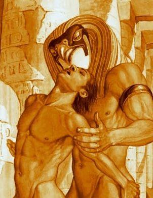 Гомосексуализму в египте