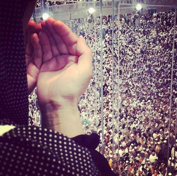 Терпи, о душа моя, ведь Аллаh всегда с нами..