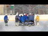 Новости от Спутник-ТВ, про турнир по хоккею