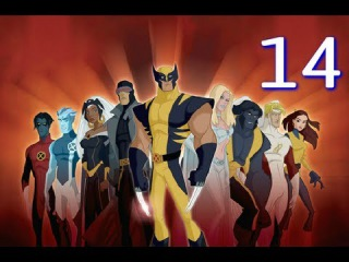 Росомаха и Люди Икс. Начало 14 серия (1 сезон 2008) HD