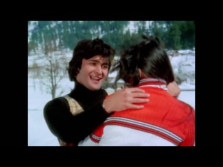 TERE CHERE SE NAZAR NAHIN HAT THI - Kishore & Lata - KABHI KABHIE (1976) HQ-AUDIO [HD-720p]