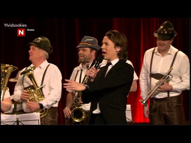 Ylvis - Intro with Das Autolotteri - IKMY 05.01.2016