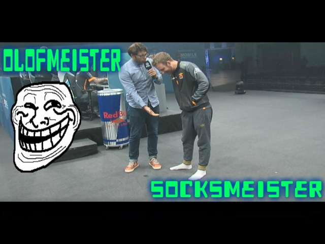 Oczosinko olofmeister socksmeister