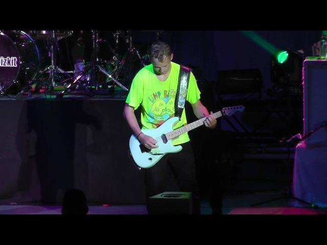 Limp Bizkit LIVE My Way (fan on guitar) Leipzig, DE, Haus Auensee 01.06.2015 FULLHD