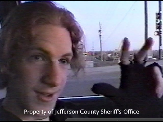 Dylan Klebold and Nate Dykeman going to Columbine